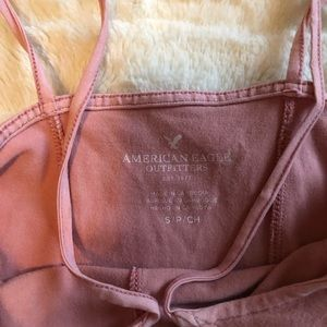 American Eagle Outfitters Tops - American Eagle Peplum Tank